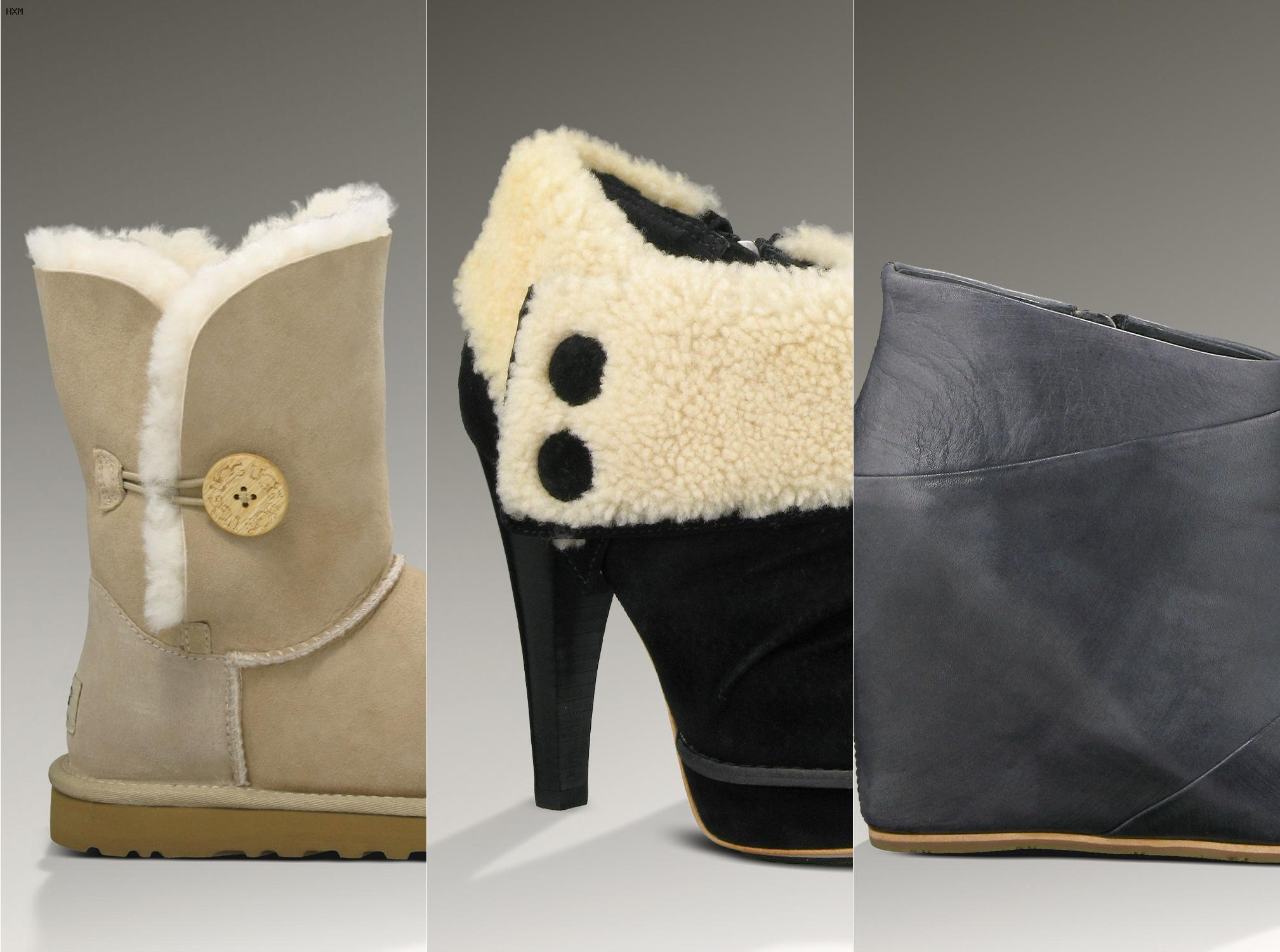 botte style ugg pas cher