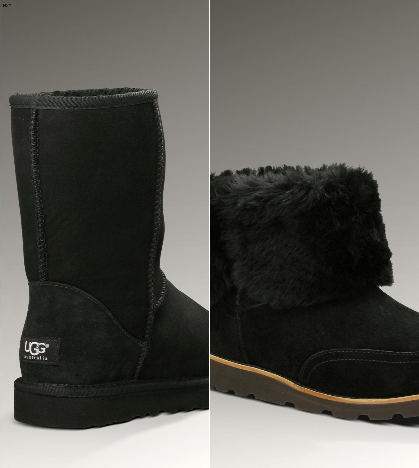 bottes ugg bailey button