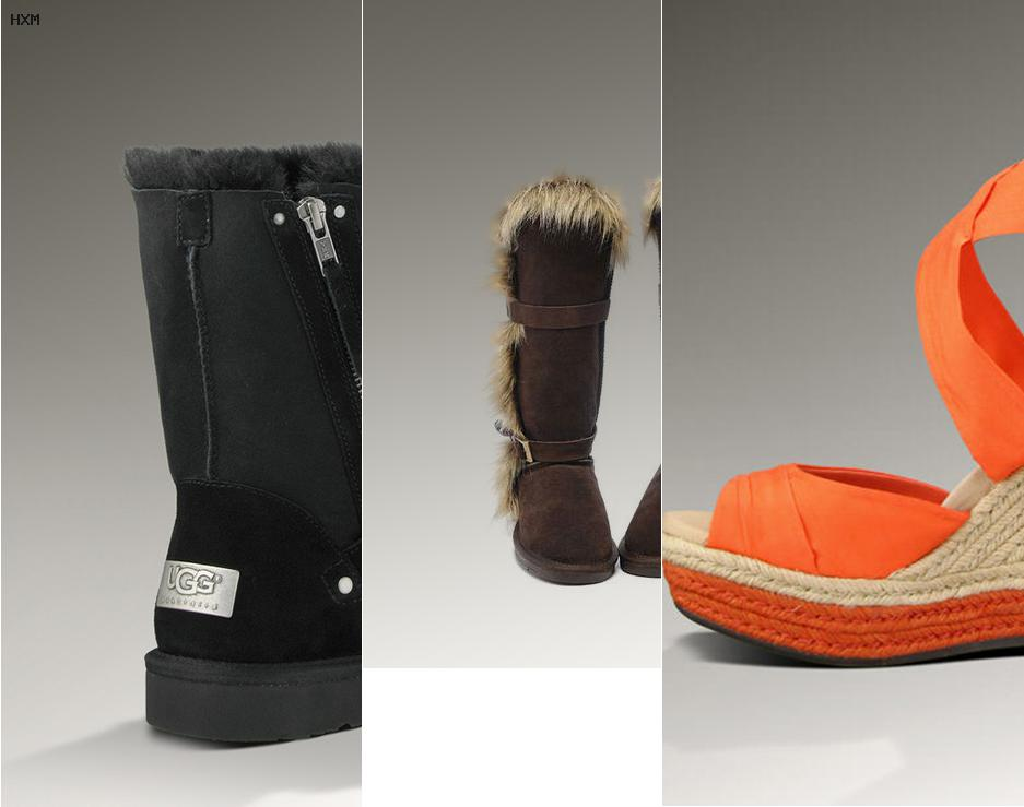 chaussons ugg hommes