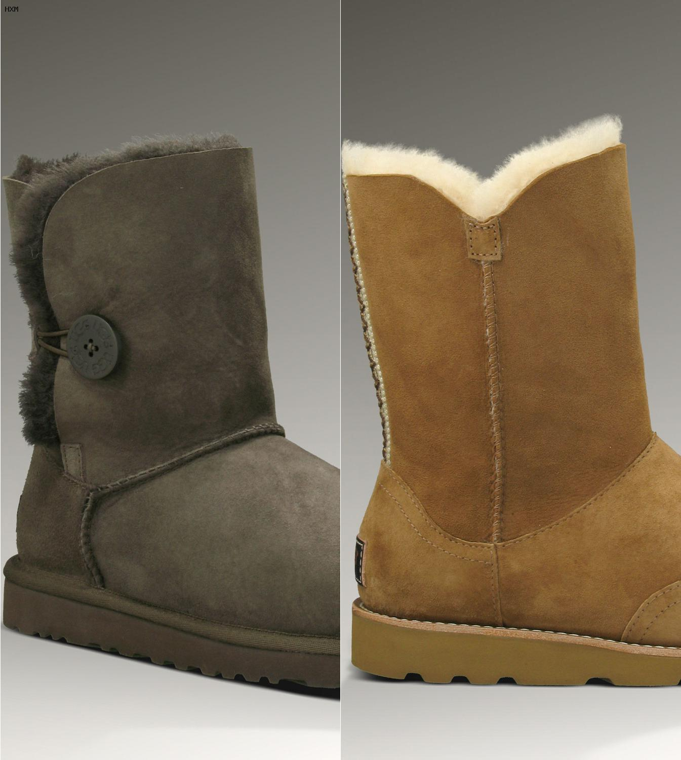 chaussure style ugg homme