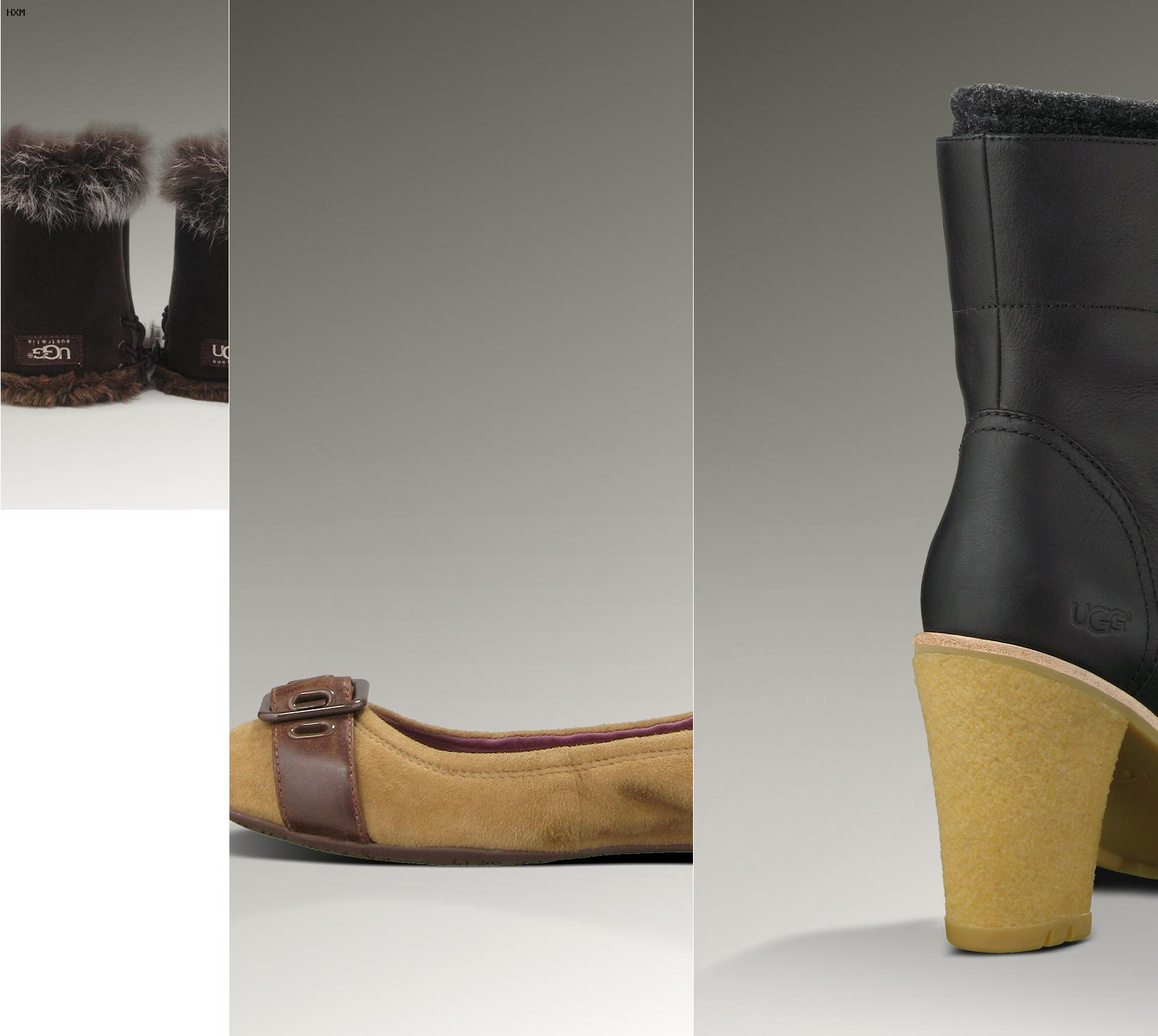 chaussures compensees ugg