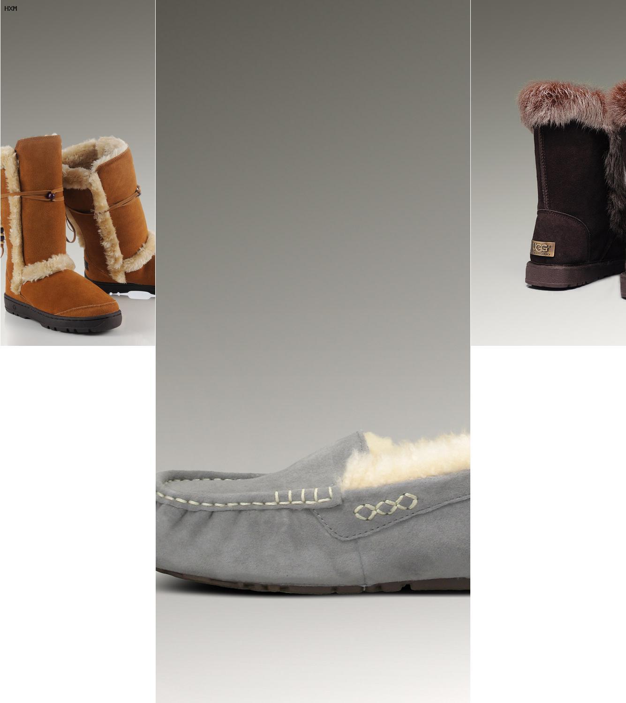 noira ugg boots brown