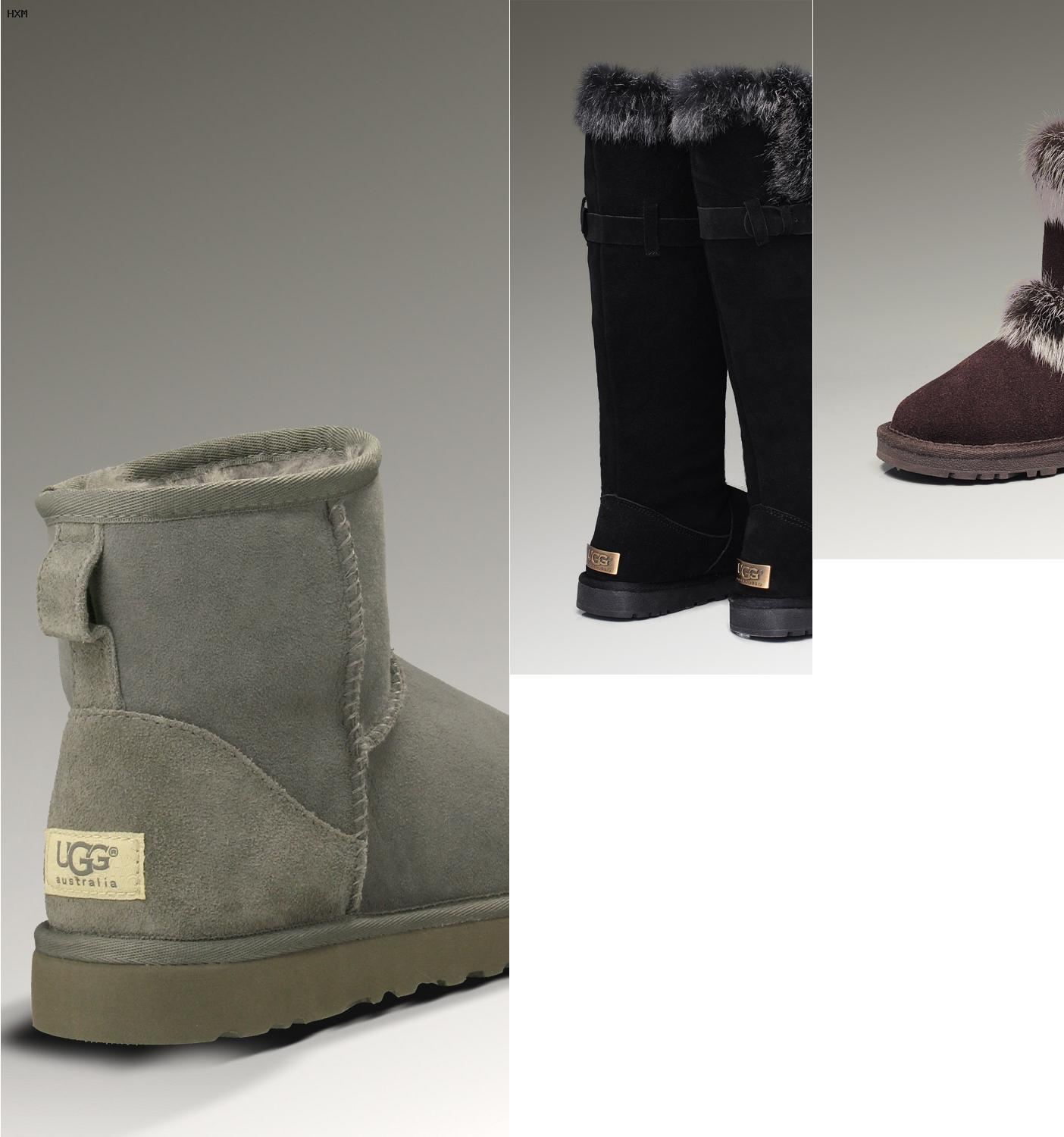 showroom mode ugg contrefacon