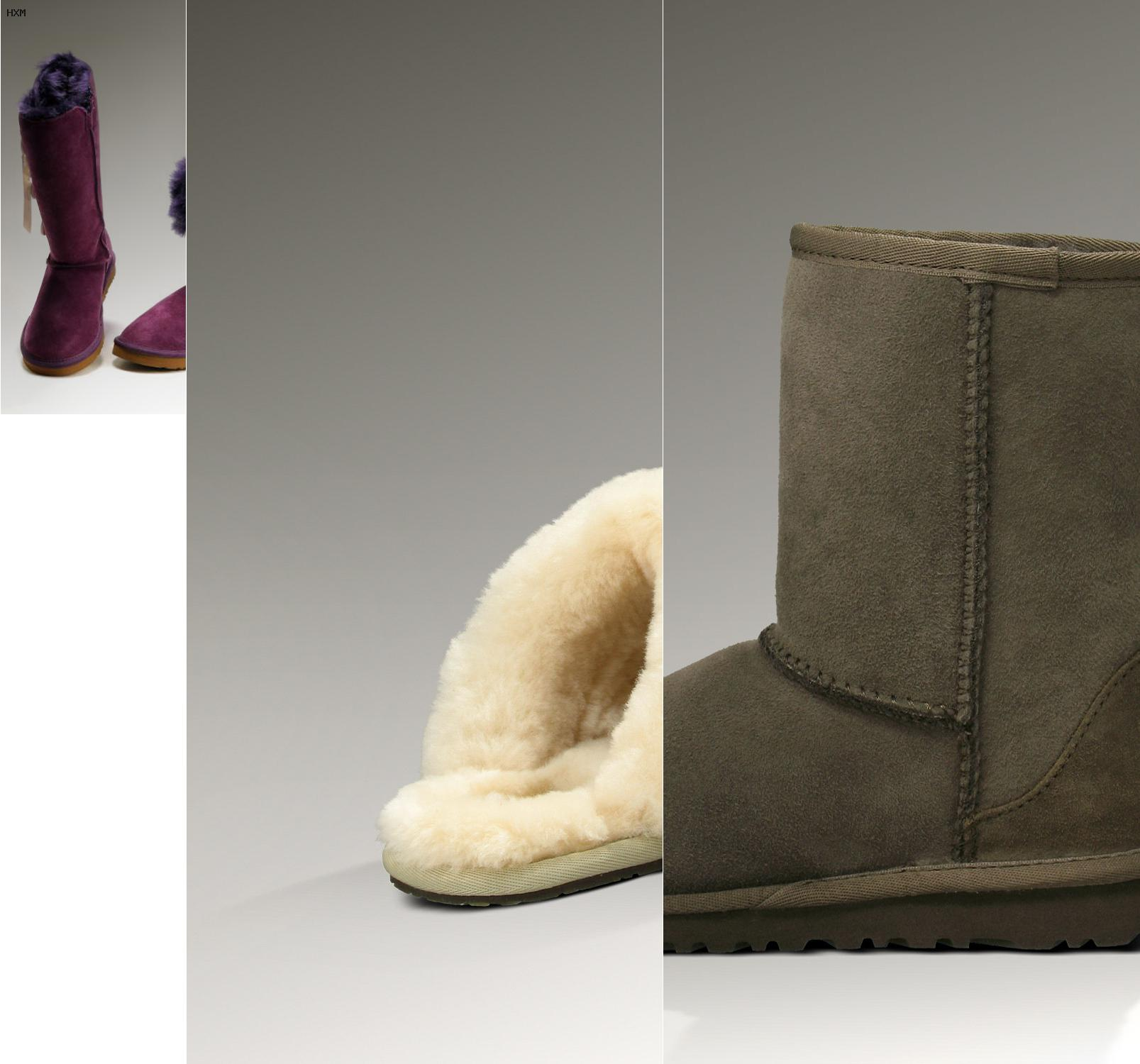 ugg bailey bow 2 soldes