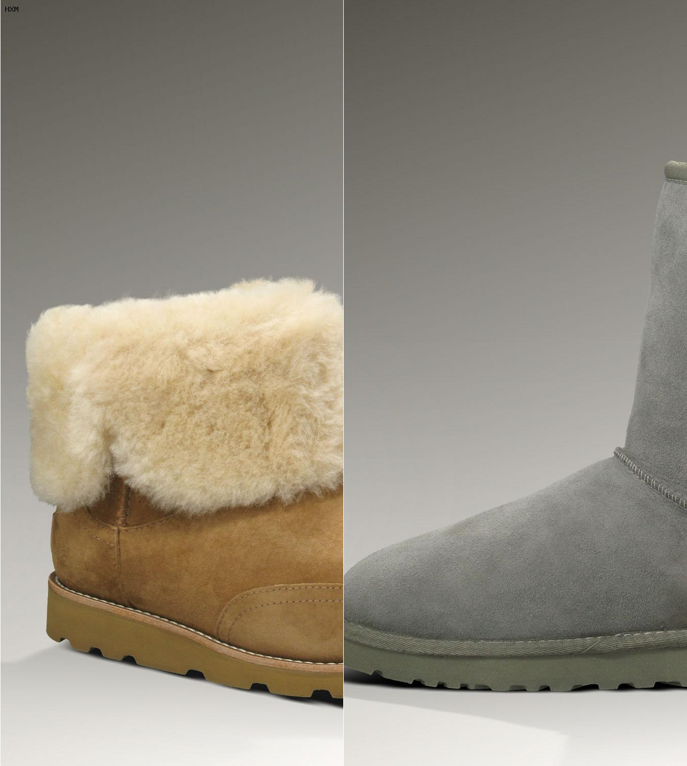 ugg boots classic short chestnut womens