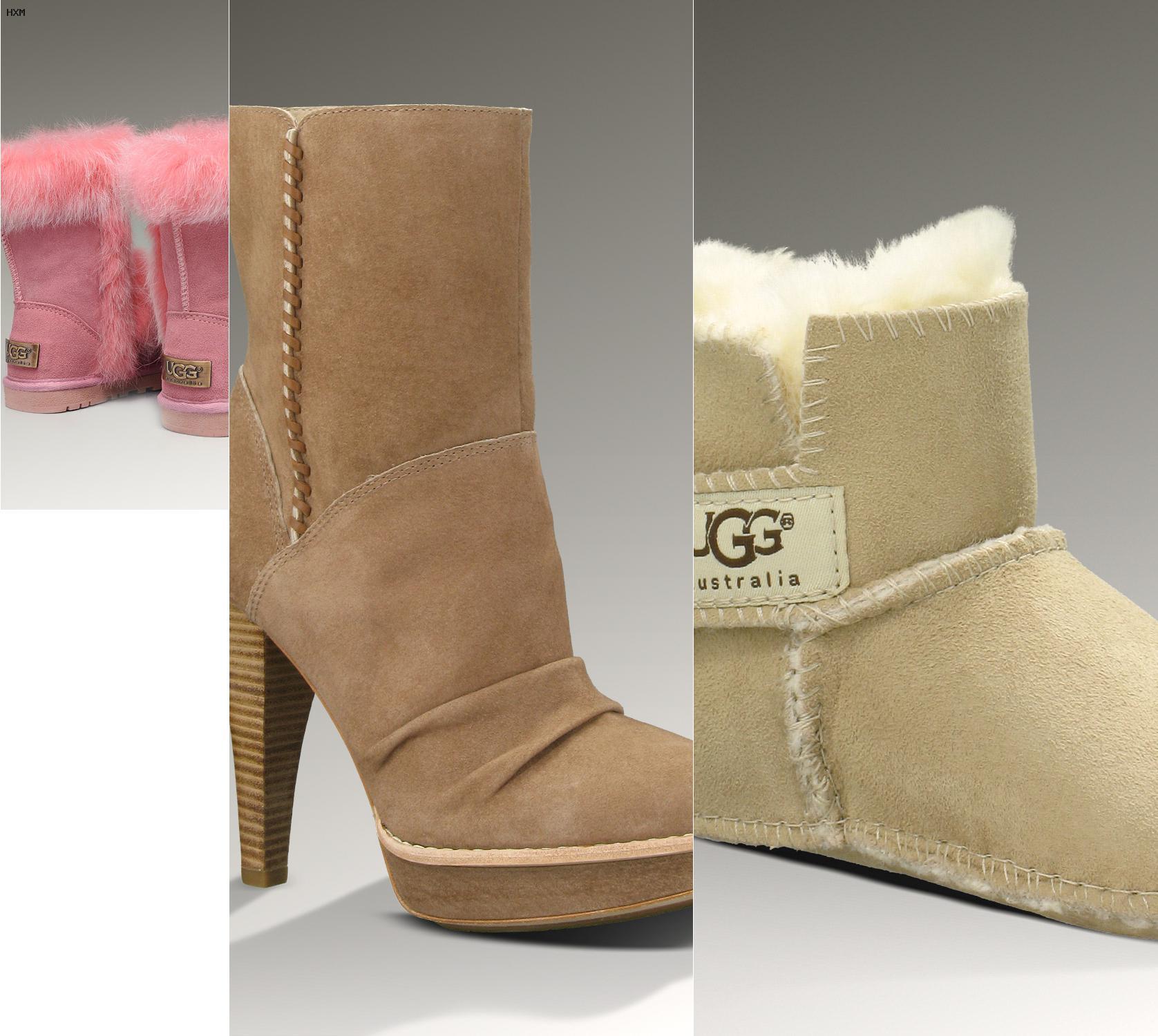 ugg boots moon boots