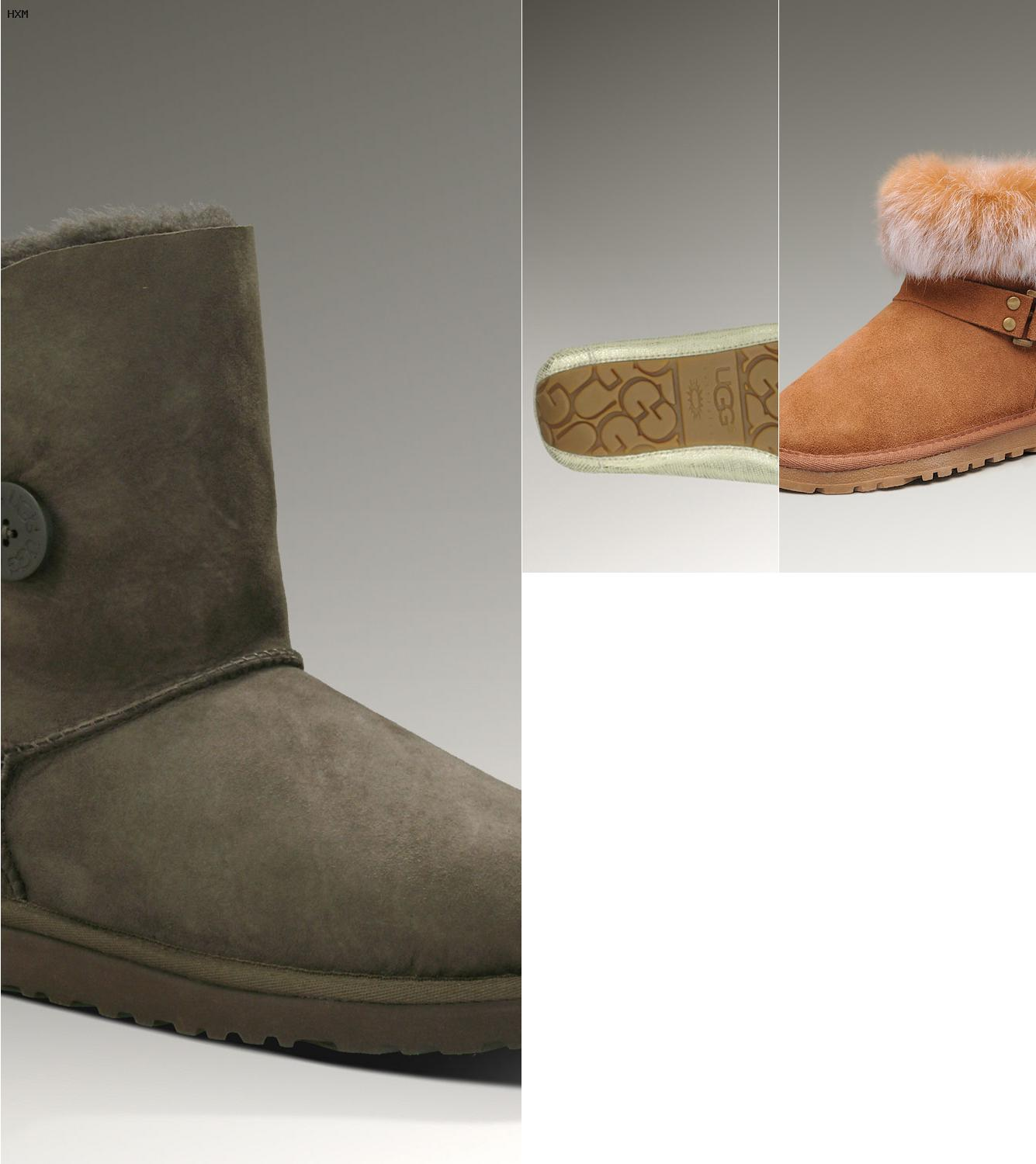chaussons bottes femme ugg