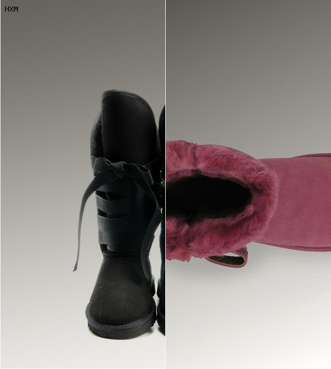 ugg hyland moccasin boots