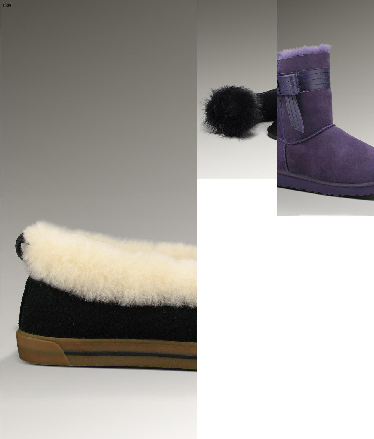ugg style ankle boots